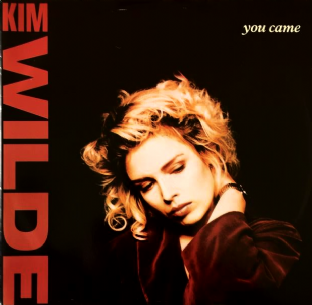 "Kim Wilde - You Came (12"") (VG/VG)"